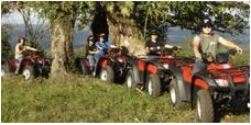 Randonnée en VTT à Arenal au Costa Rica