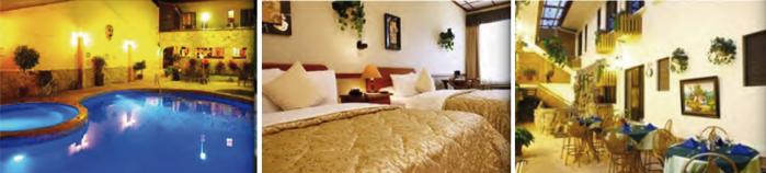 Hôtel Adventure Inn à San Jose au Costa Rica
