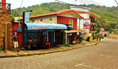 Village à La Fortuna au Costa Rica