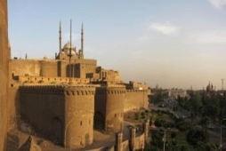 La Citadelle de Saladin au Caire en voyage en Égypte