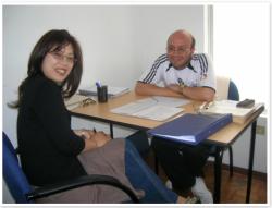 Classe d'immersion en espagnol à Quito en Équateur