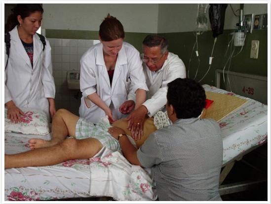 Tours d'observations en cliniques avec des docteurs à Quito en Équateur