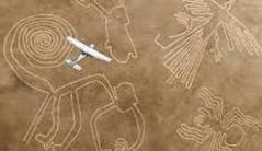 Vol au dessus des Lignes de Nazca au Pérou