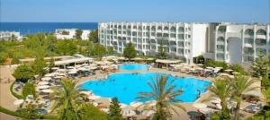 El Mouradi Palace 5 étoiles pour vous accueillir lors de votre voyage en Tunisie
