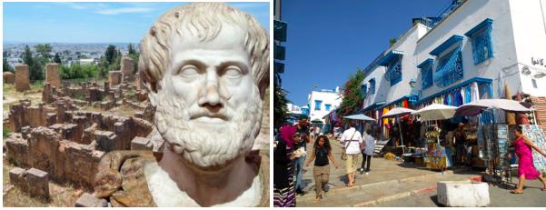Carthage Sidi Bou Said