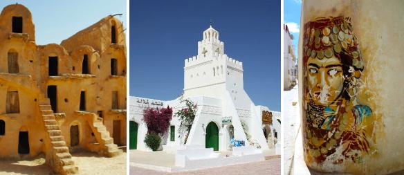 Matmata Medenine – Djerba