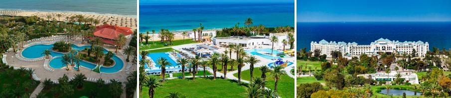 Riadh Palms Jaz Tour Khalef Barcelo Green Park Palace