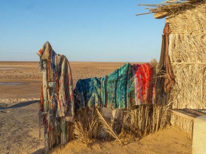 Paysage dans la Medina de Sousse en Tunisie
