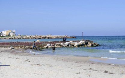 Plage de Sousse en Tunisie