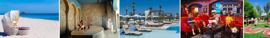 Séjour balneaire libre Tunisie