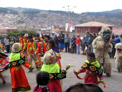 Centre-Ville dans le programme d'immersion en espagnol à Cusco au Pérou