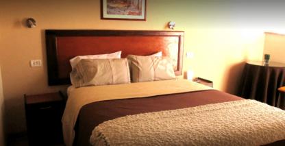 Chambre dans le programme d'immersion en espagnol à Arequipa au Pérou