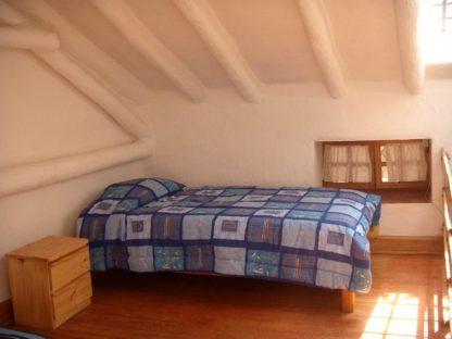 Chambre de la maison dans le programme d'immersion en espagnol à Cusco au Pérou