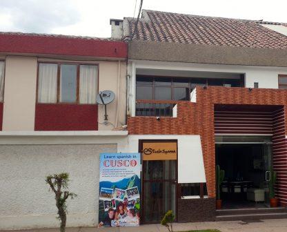 École dans le programme d'immersion en espagnol à Cusco au Pérou