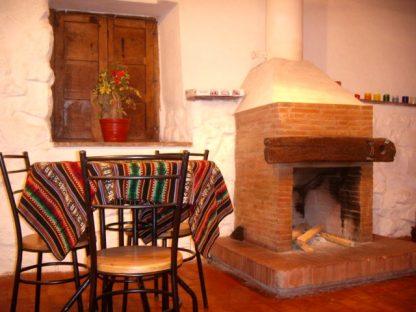Foyer dans la maison dans le programme d'immersion en espagnol à Cusco au Pérou