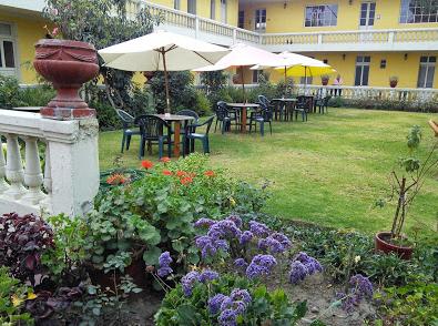 Hôtel dans le programme d'immersion en espagnol à Arequipa au Pérou