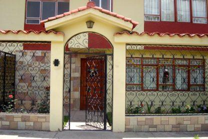 Maison dans le programme d'immersion en espagnol à Cusco au Pérou