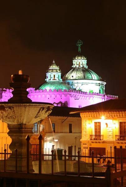 Quito Suite privée à Quito Visite d'artisan en Amazonie en voyage en Équateur