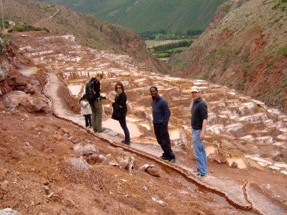 Randonnée dans le programme d'immersion en espagnol à Cusco au Pérou