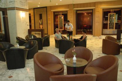 Bar Américain à l'Hôtel Riadh Palms à Sousse en Tunisie