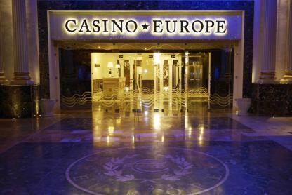 Casino Europe à l'Hôtel Riadh Palms à Sousse en Tunisie