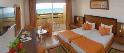 Chambre double standard à l'Hôtel Riadh Palms à Sousse en Tunisie