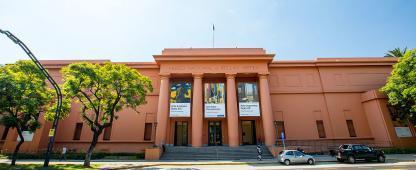 Musée National des Beaux Arts à Buenos Aires en Argentine