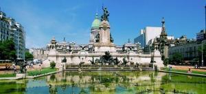 Parlement à Buenos Aires en Argentine