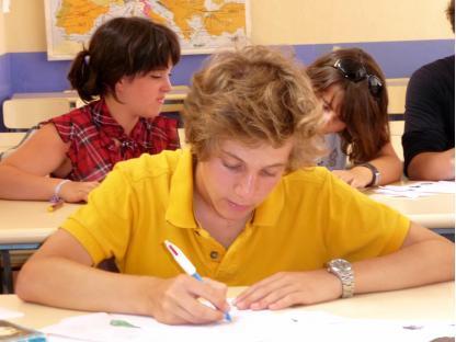 Cours d'espagnol en camp d'été de soccer à Barcelone en Espagne