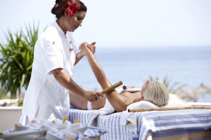 Massage à l'hôtel Iberostar Kantaoui Bay en Tunisie