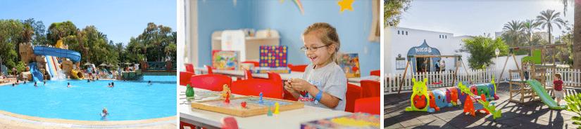 Marhaba Royal Salen Mini Club Et Parc Enfants