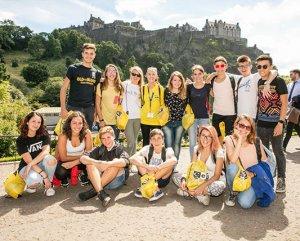 Camp d'été en anglais en ligne via zoom